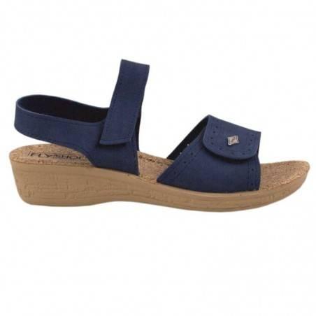 Sandale Femei Casual Albastre