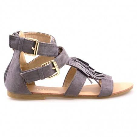 Sandale femei casual SABL981-D38GR