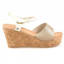 Sandale dama casual auriu marca Mellisa VGFY74AU.MS
