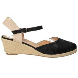 Pantofi Femei Platforma Negri