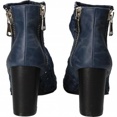 Sandale Femei Dantela Albastre