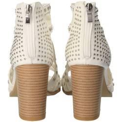 Sandale Femei Trendy Albe