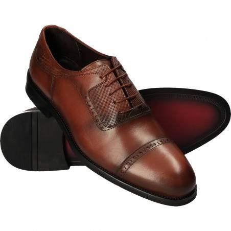 Pantofi Barbati Oxford, Eleganti, Piele, DA VINCI