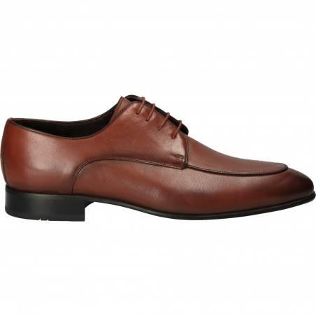 Pantofi Eleganti Barbati Piele Maro DA VINCI