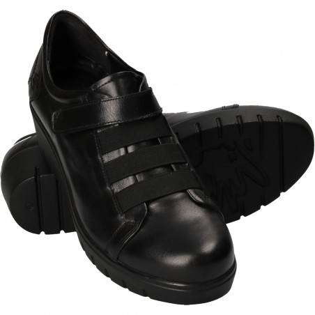 Pantofi Femei Casual Negri DA VINCI
