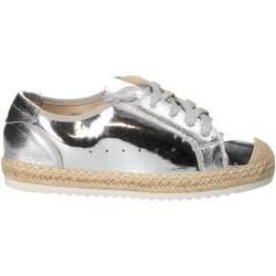 Pantofi Femei Casual Trendy Argintii