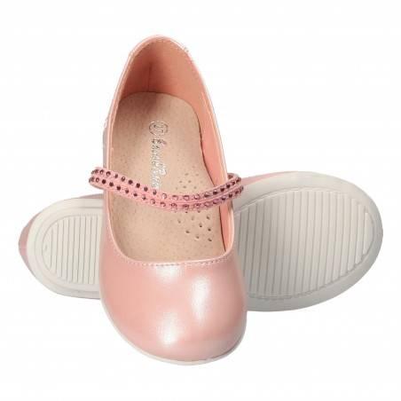 Balerini Fete Roz Perlat