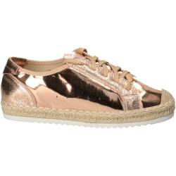 Pantofi Femei Casual Trendy Aurii