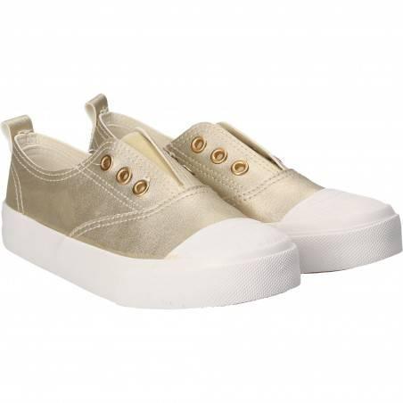 Pantofi copii Aurii Bacio and Bacio