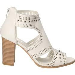 Sandale Albe pentru Femei Trendy