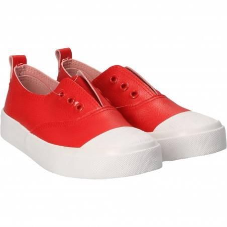 Pantofi rosii pentru copii marca Bacio and Bacio