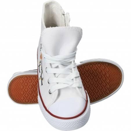 Bascheti albi pentru fetite, marca Bacio-Bacio