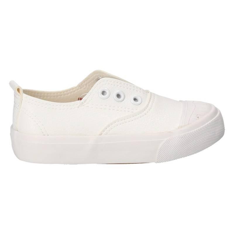 Pantofi albi pentru copii, marca Bacio-Bacio