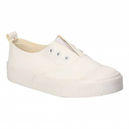 Pantofi albi Bacio-Bacio pentru copii