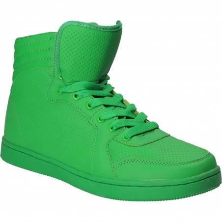 Incaltaminte sport verde pentru barbati, marca Naidi