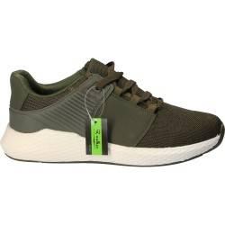 Pantofi verzi de sport pentru barbati, marca R-Walker