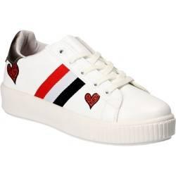 Pantofi albi sport pentru femei, marca Patrol