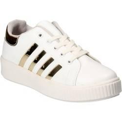 Pantofi albi de sport, marca Patrol, pentru femei