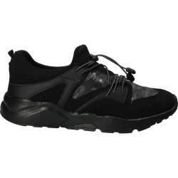 Pantofi sport negri, pentru barbati, marca Masst Coton