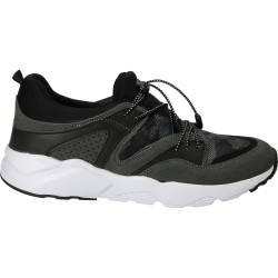 Pantofi sport, marca Masst Coton, barbati, culoarea gri