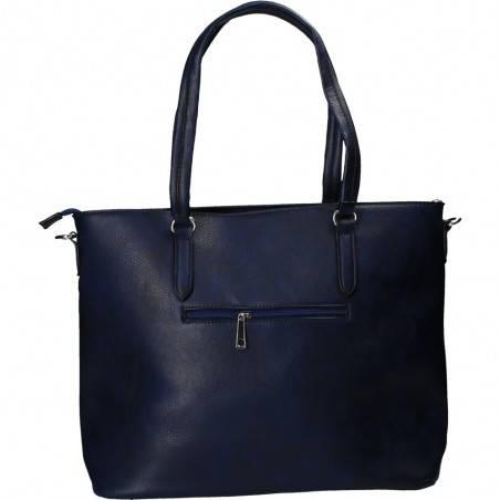 Poseta urban, culoarea albastra, marca Idea Luigi