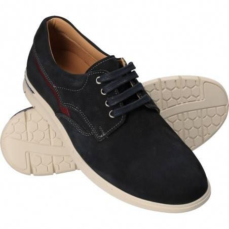 Pantofi casual, barbati, din piele naturala, Da Vinci