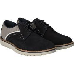 Pantofi din piele naturala, pentru barbati, marca Da Vinci