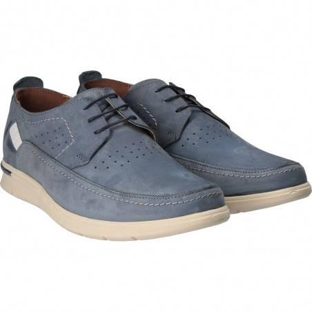 Pantofi casual, din piele naturala, marca Da Vinci