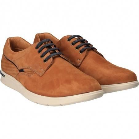Pantofi din piele naturala, pentru barbati, maro, Da Vinci
