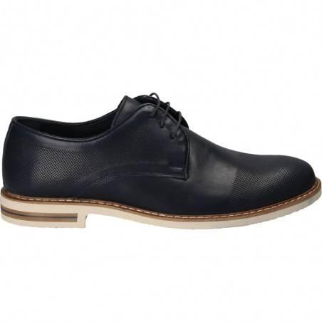 Pantofi din piele naturala, barbati, marca Da Vinci
