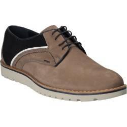Pantofi pentru barbati, eleganti, Da Vinci, din piele naturala
