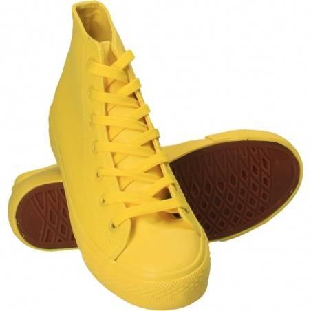 Bascheti Barbati, culoarea galbena