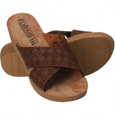 Saboti de vara, pentru femei, Fly Shoes