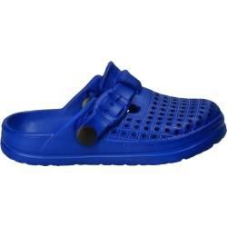 Papuci albastri, din spuma, pentru copii, Bella