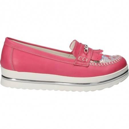 Pantofi fashion roz pentru fetite