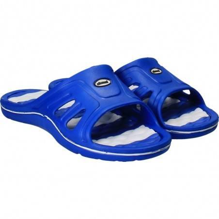 Slapi albastri de vara pentru barbati, marca Akinal