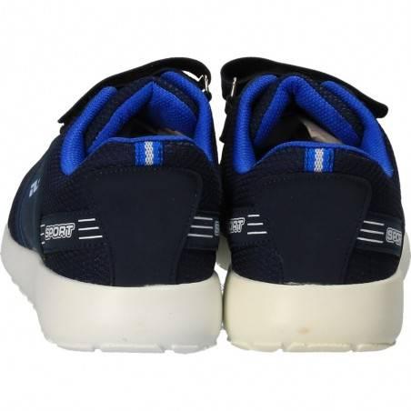 Pantofi baieti, de sport, culoarea albastra, marca Timer