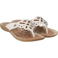 Slapi flip-flops cu strasuri, moderni, pentru dama