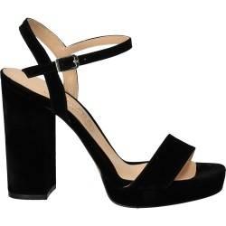 Sandale de gală, negre, marca Ventes