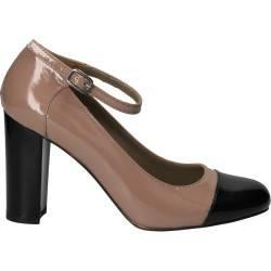 Pantofi de lux, pentru femei, din piele lacuita