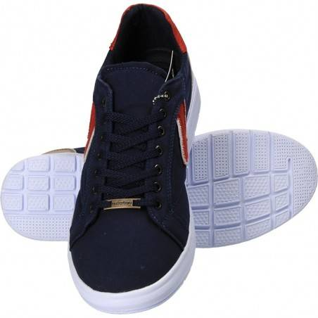 Pantofi casual barbati albastru, marca Masst Coton VGT707B-134