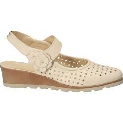 Sandale dama casual bej marca Momaris MOM4104BE.RS