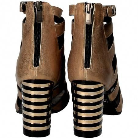 Sandale lux, fashion, piele naturala, marca Romanelli