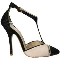 Pantofi fashion, gama lux, din piele naturala
