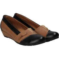Pantofi clasici casual, maro, piele naturala