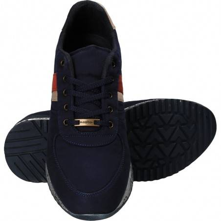 Pantofi sport barbati albastru marca Masst Coton VGT2550B-129