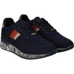 Pantofi sport barbati albastru marca Masst Coton VGT2550B