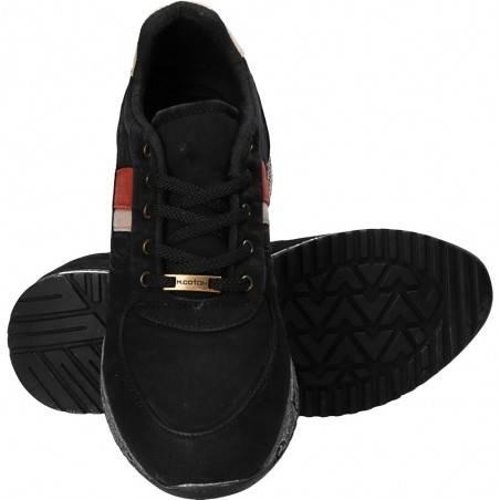 Pantofi sport barbati negru marca Masst Coton VGT2550N-129