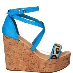 Sandale imprimeu leopard, fashion, piele naturala