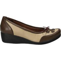 Pantofi traditionali, de dama, din piele, Comforia